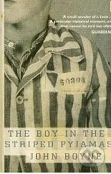 Black Swan Boy in the Striped Pyjamas - John Boyne cena od 259 Kč