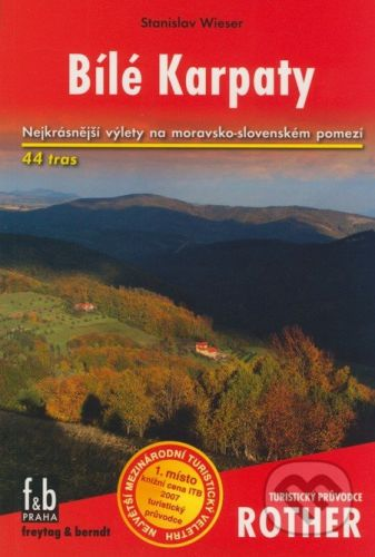 Wieser Stanislav: Bílé karpaty/rother cena od 164 Kč