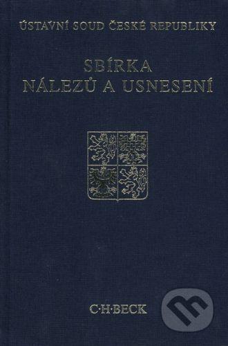 C. H. Beck Sbírka nálezů a usnesení 44 - cena od 498 Kč