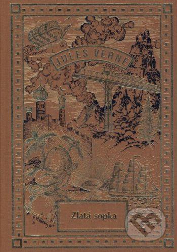 Návrat Zlatá sopka - Jules Verne cena od 311 Kč