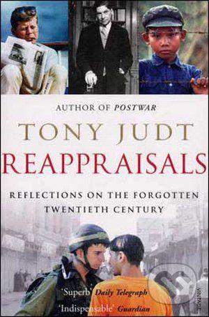 Vintage Reappraisals - Tony Judt cena od 298 Kč
