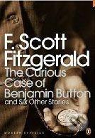 Penguin Books The Curious Case of Benjamin Button - F. Scott Fitzgerald cena od 183 Kč