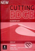 Longman New Cutting Edge - Elementary - Workbook with Answer Key - P. Moor, S. Cunningham, F. Eales cena od 229 Kč