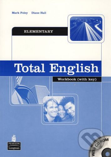 Pearson Total English - Elementary - Workbook (with key) - Mark Foley, Diane Hall cena od 231 Kč