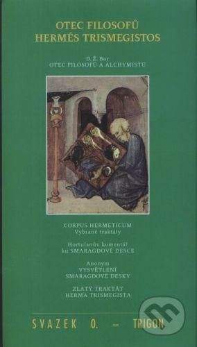 Trigon Otec filosofů Hermés Trismegistos - cena od 475 Kč