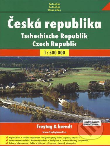 SHOCart Česká republika 1:500 000 - cena od 86 Kč