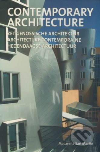 Loft Publications Contemporary Architecture - Macarena San Martín cena od 137 Kč