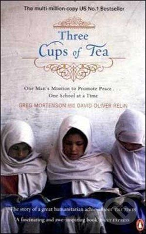 Penguin Books Three Cups of Tea - Greg Mortenson cena od 229 Kč