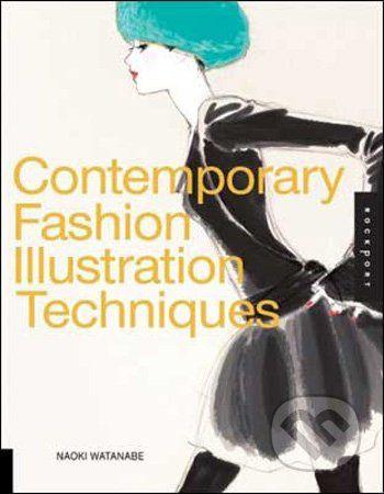 Rockport Contemporary Fashion Illustration Techniques - Naoki Watanabe cena od 436 Kč