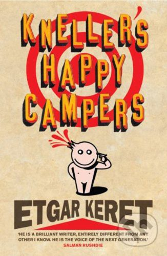 XXL obrazek Chatto and Windus Kneller's Happy Campers - Etgar Keret