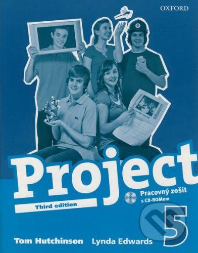 Oxford University Press Project 5 - Pracovný zošit s CD-ROMom, Third edition - T. Hutchinson cena od 179 Kč