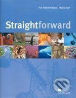 MacMillan Straightforward - Pre-Intermediate - Student's Book - Phillip Kerr cena od 279 Kč