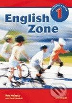 Oxford University Press English Zone 1 - Student's Book - R. Nolasco, D. Newbold cena od 257 Kč