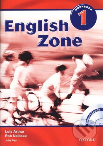 Oxford University Press English Zone 1 - Workbook - cena od 193 Kč