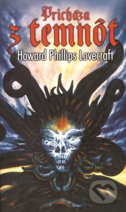 XXL obrazek Formát Prichádza z temnôt - Howard Phillips Lovecraft
