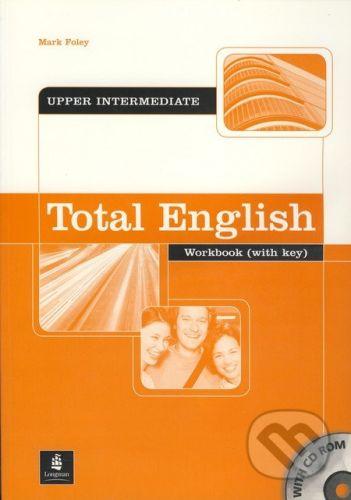 Pearson Total English - Upper-Intermediate - Workbook with Key and CD-ROM - Richard Acklam, Araminta Crace, Mark Foley cena od 251 Kč