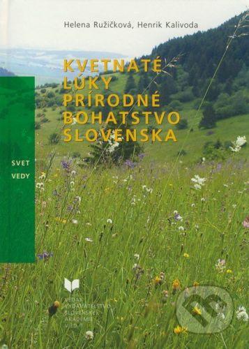 VEDA Kvetnaté lúky - Helena Ružičková, Henrik Kalivoda cena od 189 Kč
