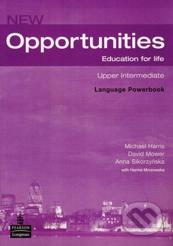 Pearson New Opportunities - Upper Intermediate - Language Powerbook - Michael Harris a kol. cena od 214 Kč