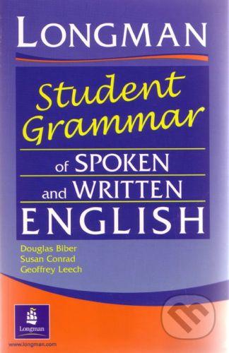 Pearson Longman Student's Grammar of Spoken and Written English - Douglas Biber a kolektív cena od 967 Kč