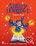 MacMillan Story Magic 1 - Pupil's Book - cena od 308 Kč