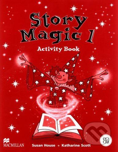 MacMillan Story Magic 1 - Activity Book - cena od 188 Kč