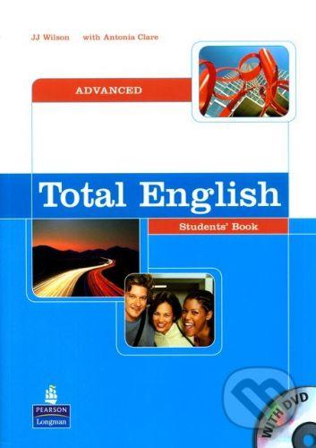 Longman Total English - Advanced - Student's Book - A. Claire, J. Wilson cena od 463 Kč