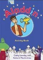Oxford University Press Aladdin Activity Book - R. Hollyman, C. Lawday, R. MacAndrew cena od 188 Kč