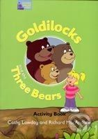 Oxford University Press Goldilocks & Three Bears Activity Book - R. Hollyman, C. Lawday, R. MacAndrew cena od 198 Kč