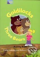 Oxford University Press Goldilocks & Three Bears Activity Book - R. Hollyman, C. Lawday, R. MacAndrew cena od 188 Kč