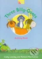 Oxford University Press Three Billy-Goats Activity Book - R. Hollyman, C. Lawday, R. MacAndrew cena od 198 Kč
