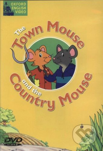 Oxford University Press Town Mouse & Contry Mouse - R. Hollyman, C. Lawday, R. MacAndrew cena od 479 Kč