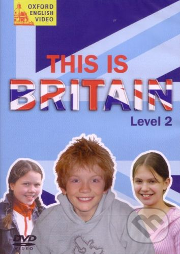 Oxford University Press This is Britain! 2 - C. Bradshaw cena od 690 Kč