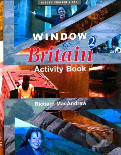 Richard MacAndrew: Window on Britain 2 Activity Book cena od 172 Kč