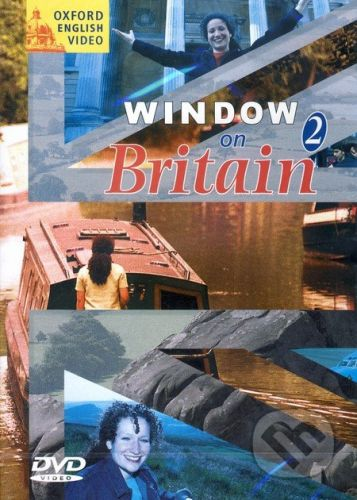 Richard MacAndrew: Window on Britain 2 cena od 475 Kč