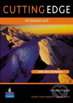 Longman Cutting Edge - Intermediate - Student's Book - cena od 741 Kč