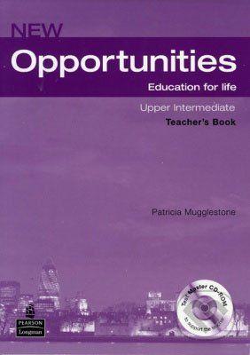 Pearson New Opportunities - Upper-Intermediate - Teacher's Book - Patricia Mugglestone cena od 731 Kč