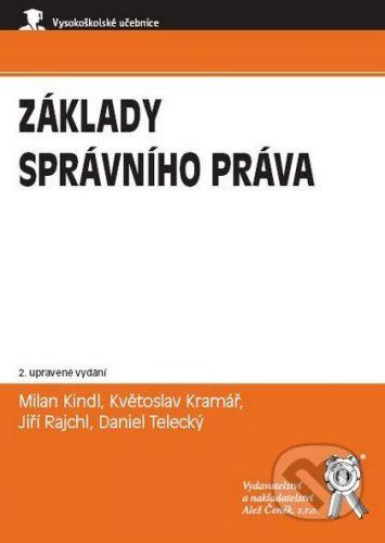 Aleš Čeněk Základy správního práva - cena od 84 Kč