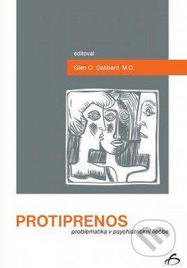 Vydavateľstvo F Protiprenos - Glenn O. Gabbard, M.D. cena od 139 Kč