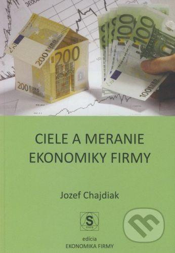 Statis Ciele a meranie ekonomiky firmy - Jozef Chajdiak cena od 81 Kč