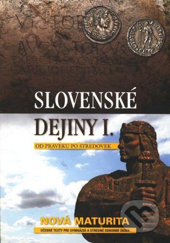 Eurolitera Slovenské dejiny I. - Kristian Elschek, Ján Hunka cena od 184 Kč