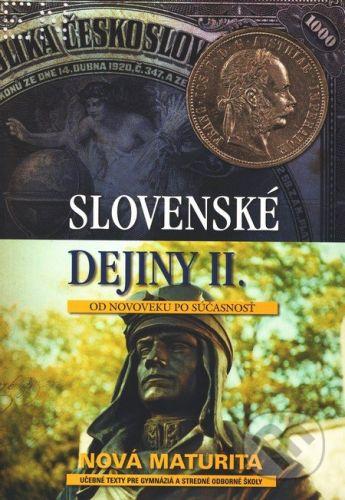 Eurolitera Slovenské dejiny II. - Marek Budaj cena od 199 Kč