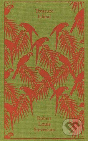 Penguin Books Treasure Island - Robert Louis Stevenson cena od 344 Kč