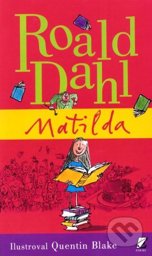 Enigma Matilda - Roald Dahl cena od 212 Kč
