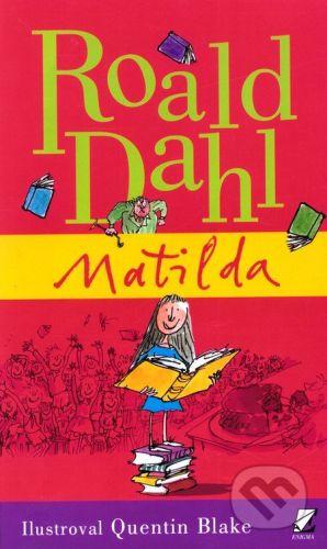 Roald Dahl: Matilda cena od 205 Kč