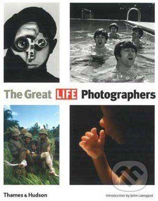 Thames & Hudson The Great LIFE Photographers - John Loengard cena od 450 Kč