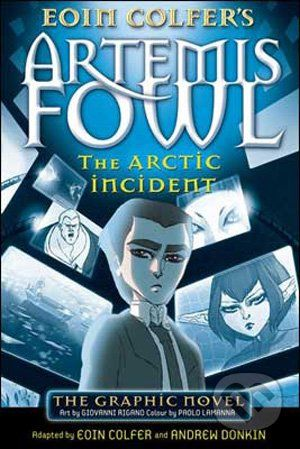 Puffin Books The Arctic Incident - Eoin Colfer cena od 252 Kč