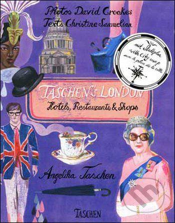 TASCHEN's London - cena od 781 Kč