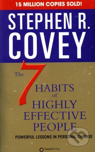 Covey, Stephen R: 7 Habbits of Highly Effective cena od 283 Kč