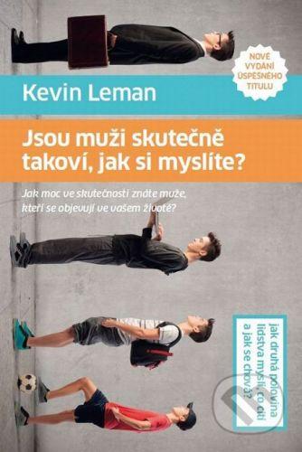 Leman Kevin: Jsou muži skutečně takoví jak si myslíte cena od 202 Kč