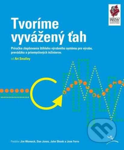 Slovenské centrum produktivity Tvoríme vyvážený ťah - Art Smalley cena od 920 Kč